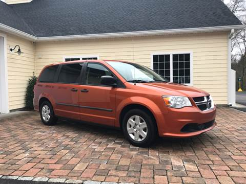 2011 Dodge Grand Caravan for sale at Shoreline Auto Sales LLC in Richmond RI
