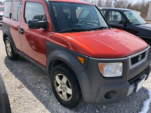2003 Honda Element for sale in Bowling Green, OH
