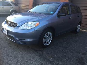 2003 Toyota Matrix for sale in Paterson, NJ