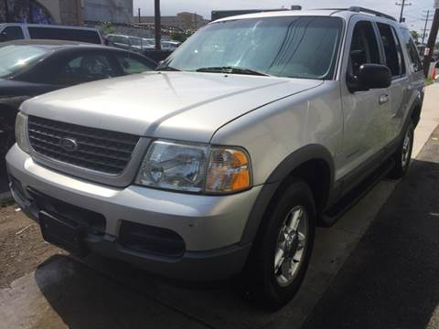 2002 Ford Explorer for sale in Paterson, NJ