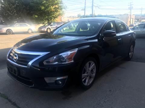 2013 Nissan Altima for sale in Paterson, NJ