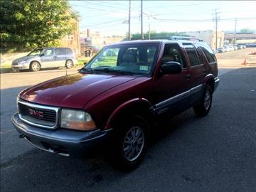 1999 GMC Jimmy for sale in Paterson, NJ