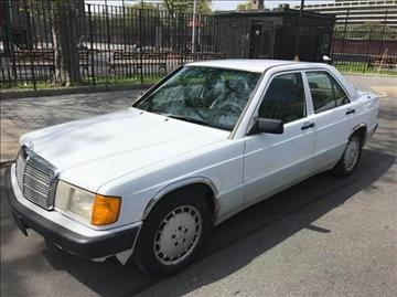 1991 Mercedes-Benz 190-Class for sale in Paterson, NJ