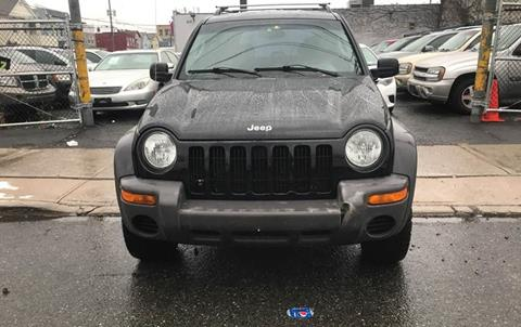 2004 Jeep Liberty for sale in Paterson, NJ