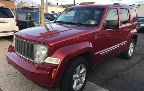 2008 Jeep Liberty for sale in Paterson, NJ