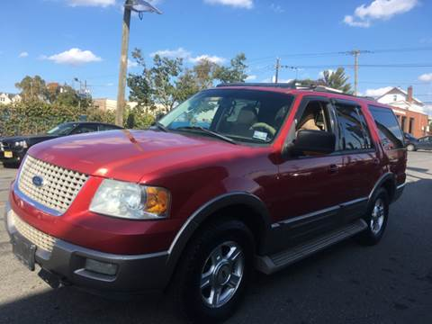 2003 Ford Expedition for sale in Paterson, NJ
