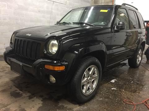 2003 Jeep Liberty for sale in Paterson, NJ