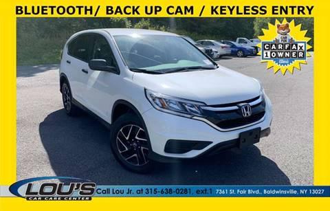 2016 Honda CR-V for sale in Baldwinsville, NY