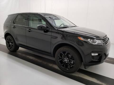 2017 Land Rover Discovery Sport for sale at LOU'S CAR CARE CENTER in Baldwinsville NY