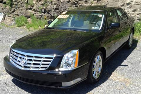 2011 Cadillac DTS for sale in Old Forge, PA