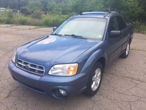 2006 Subaru Baja for sale in Old Forge, PA