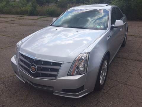 2010 Cadillac CTS for sale in Old Forge, PA