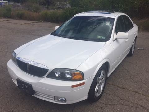 2002 Lincoln LS for sale in Old Forge, PA