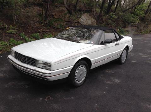 1991 Cadillac Allante For Sale in Buckeye, AZ - Carsforsale.com