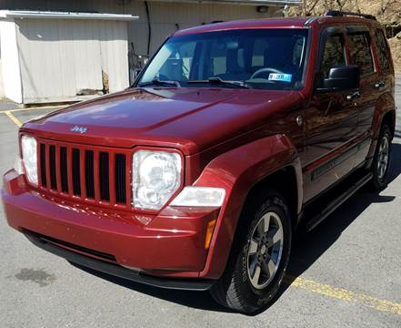 2008 Jeep Liberty for sale in Old Forge, PA
