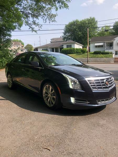 2013 Cadillac Xts Luxury Collection 4dr Sedan In Old Forge