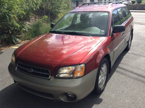 2002 Subaru Outback for sale in Old Forge, PA