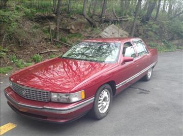1994 Cadillac DeVille for sale in Old Forge, PA