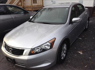 2010 Honda Accord for sale in Old Forge, PA