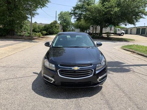 2016 Chevrolet Cruze Limited for sale in Fuquay Varina, NC