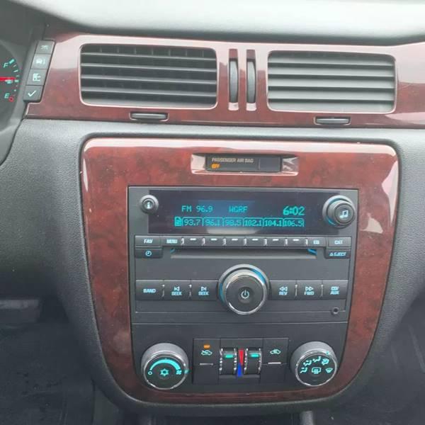 2009 Chevrolet Impala LS 4dr Sedan In Cheektowaga NY