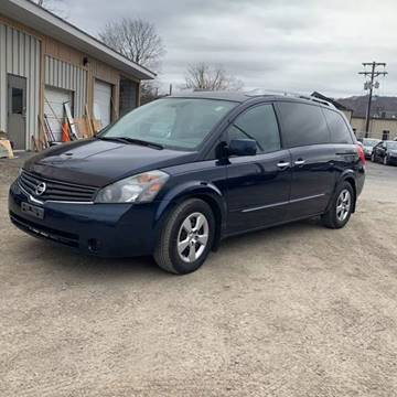 2009 Nissan Quest for sale in Cheektowaga, NY