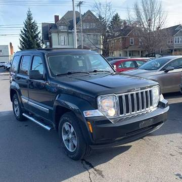 2008 Jeep Liberty Sport for sale at American & Import Automotive in Cheektowaga NY