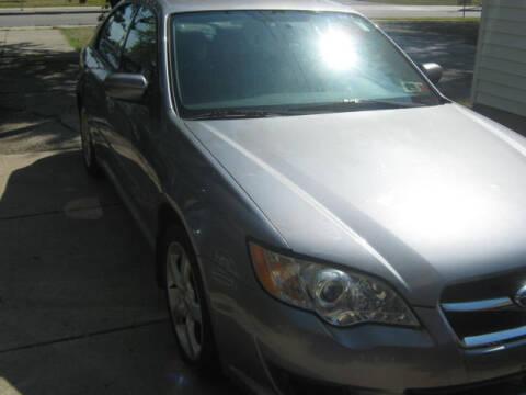 2009 Subaru Legacy for sale at American & Import Automotive in Cheektowaga NY