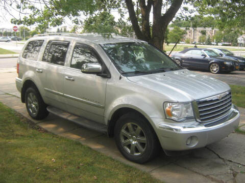 2009 Chrysler Aspen for sale at American & Import Automotive in Cheektowaga NY