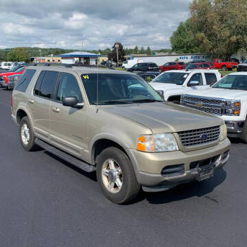 2002 Ford Explorer for sale at American & Import Automotive in Cheektowaga NY