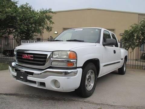 2004 GMC Sierra 1500 for sale in Houston, TX