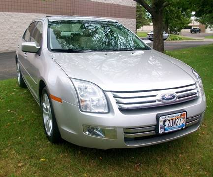 2007 Ford Fusion for sale in Blaine, MN