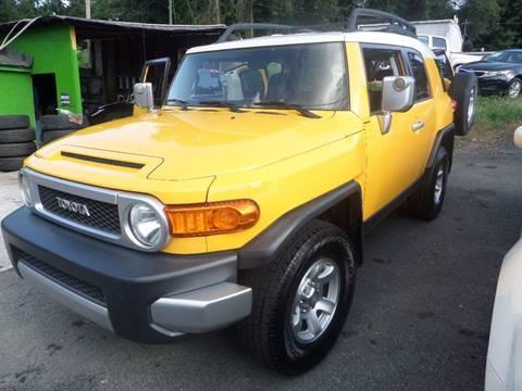 2007 Toyota FJ Cruiser for sale in Austell, GA