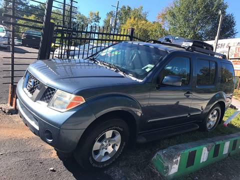 2007 Nissan Pathfinder for sale in Austell, GA