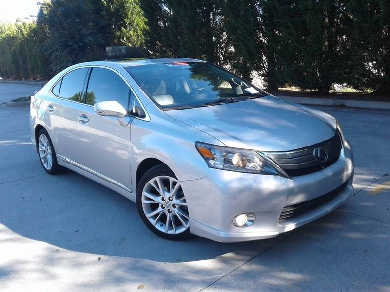 2010 lexus hs 250h premium 4dr sedan in austell ga garcia trucks auto sales inc. Black Bedroom Furniture Sets. Home Design Ideas