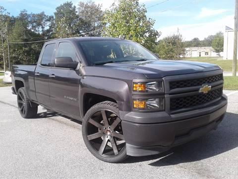 2014 Chevrolet Silverado 1500 for sale in Austell, GA