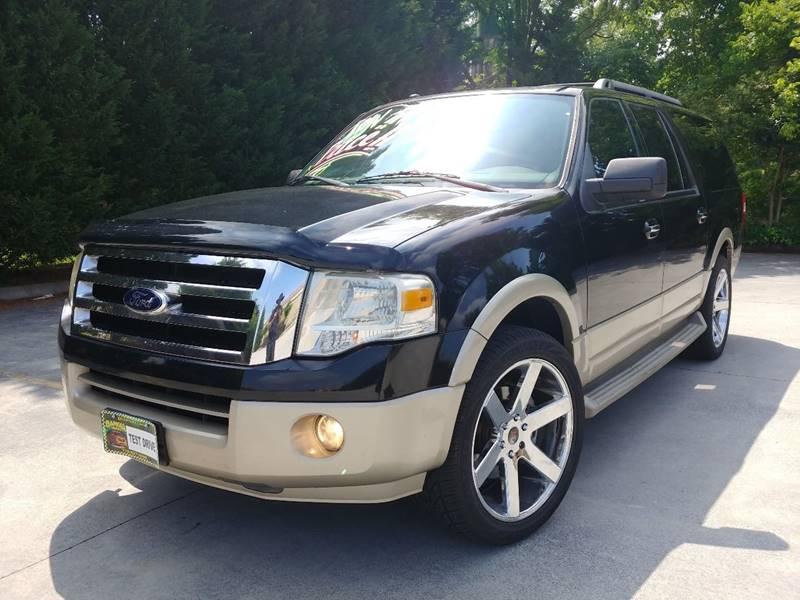 Ford Expedition El For Sale At Garcia Trucks Auto Sales Inc In Austell Ga