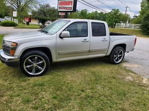 2011 GMC Canyon for sale in Austell, GA