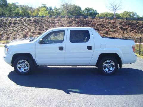 2008 Honda Ridgeline for sale at Garcia Trucks Auto Sales Inc. in Austell GA