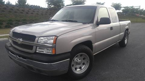 2004 Chevrolet Silverado 1500 for sale in Austell, GA