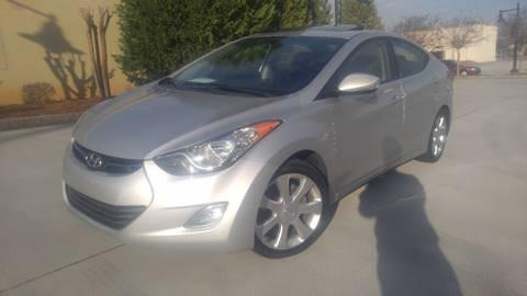 2011 Hyundai Elantra for sale in Austell, GA