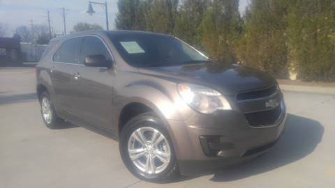 2010 Chevrolet Equinox for sale in Austell, GA