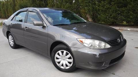 2005 Toyota Camry for sale in Austell, GA