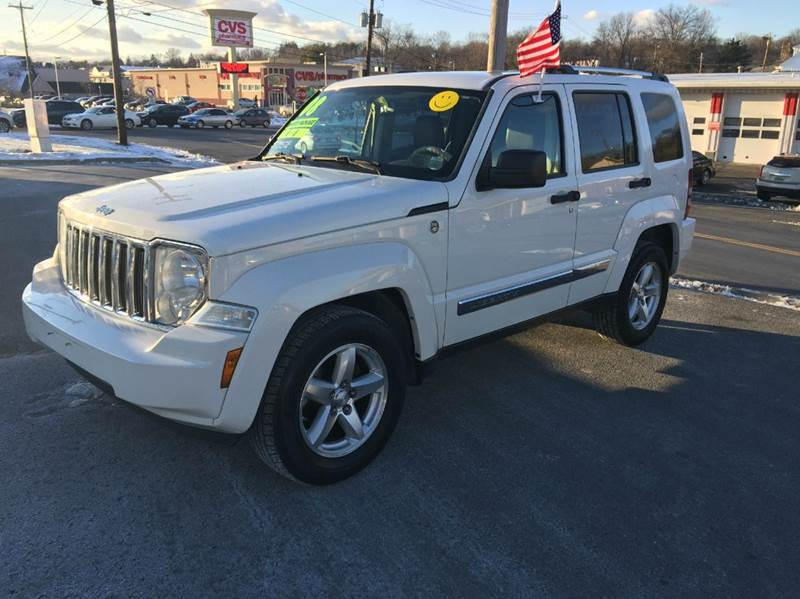 2008 Jeep Liberty For Sale At RUBYu0027S AUTO SALES In Middletown NY