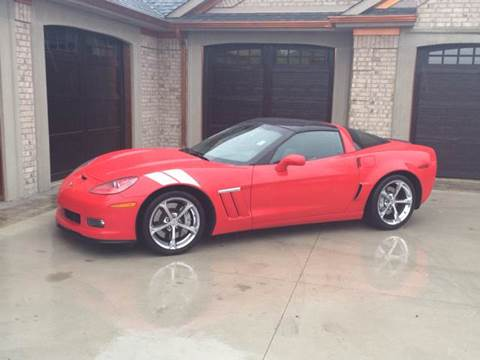 2011 Chevrolet Corvette for sale at Drummond MotorSports LLC in Fort Wayne IN