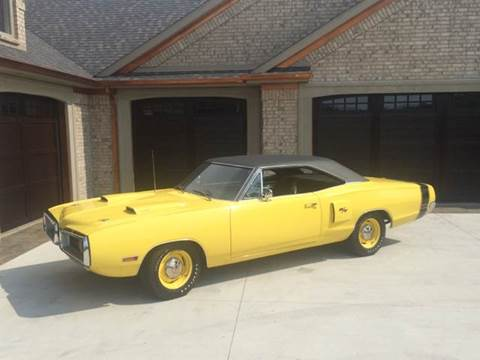 1970 Dodge Coronet for sale at Drummond MotorSports LLC in Fort Wayne IN