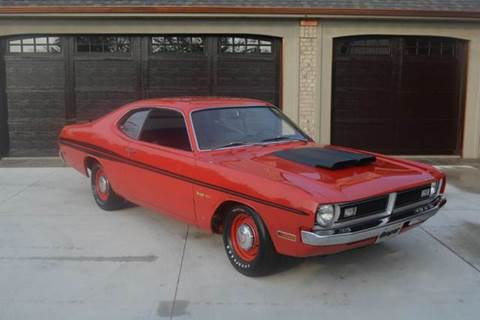 1971 Dodge Dart for sale at Drummond MotorSports LLC in Fort Wayne IN