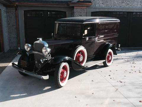 1933 Chevrolet Delivery