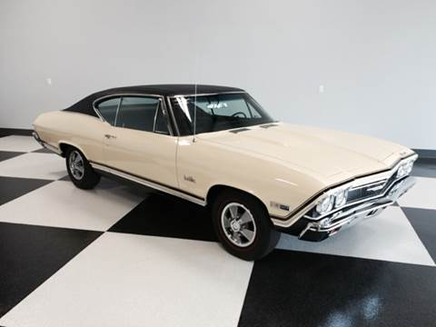 1968 Chevrolet Chevelle for sale at Drummond MotorSports LLC in Fort Wayne IN