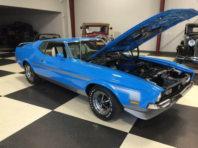 1971 Ford Mustang Boss 351 - Fort Wayne IN